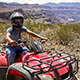An ATV adventure is an option to do at the North Rim